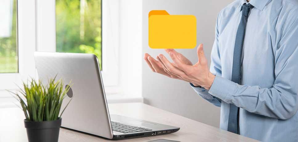 Quels sont les avantages d'un espace de stockage en ligne pour une entreprise ?